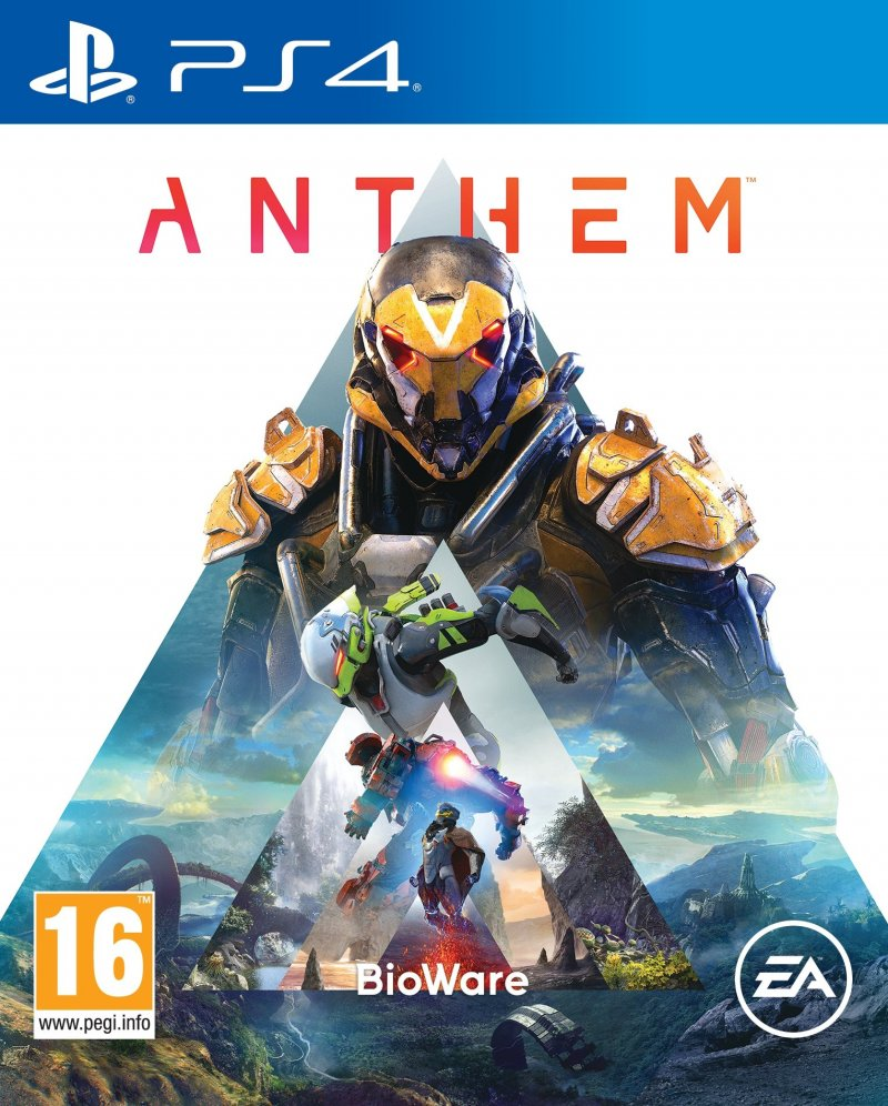 Image of   Anthem - PS4