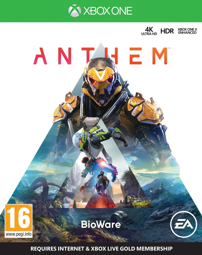 Image of   Anthem - Xbox One