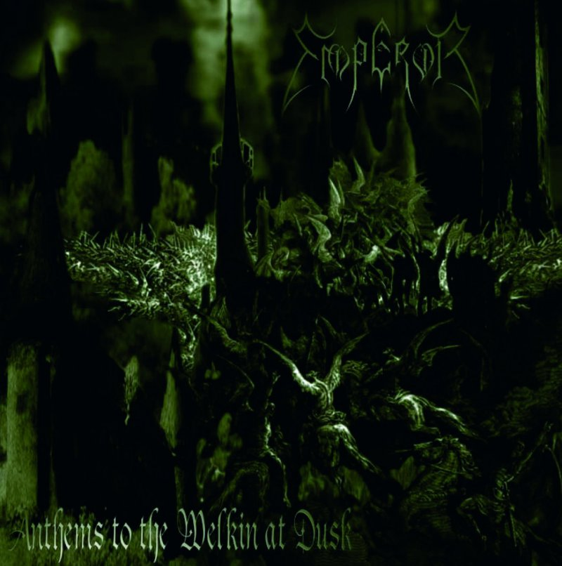 Image of   Emperor - Anthems To The Welkin At Dusk - Colored Edition - Vinyl / LP