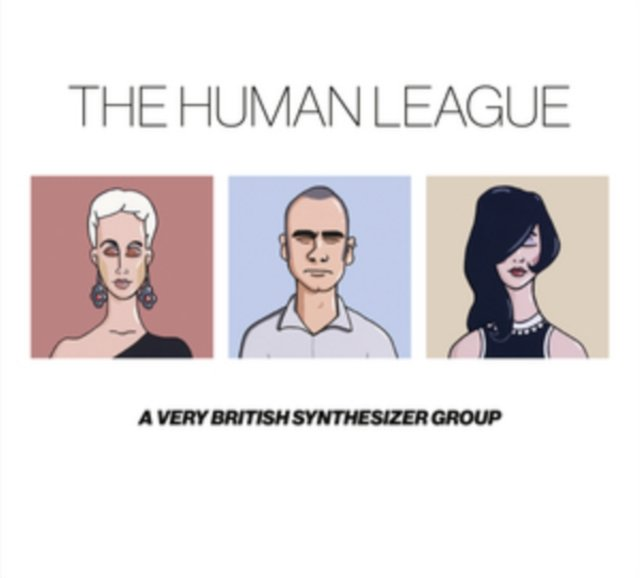 Billede af The Human League - Anthology - A Very British Synthesizer Group - CD