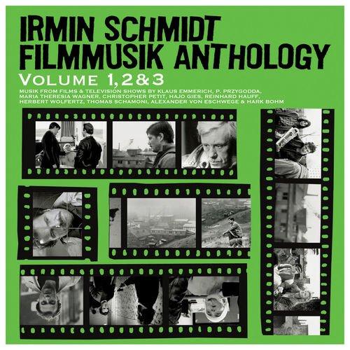 Image of   Irmin Schmidt - Anthology Soundtrack 1, 2 & 3 - Reissue - CD