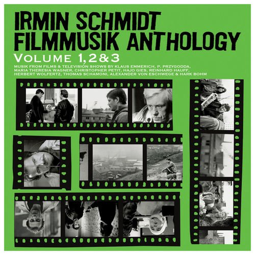 Image of   Irmin Schmidt - Anthology Soundtrack 1, 2 & 3 - Reissue - CD