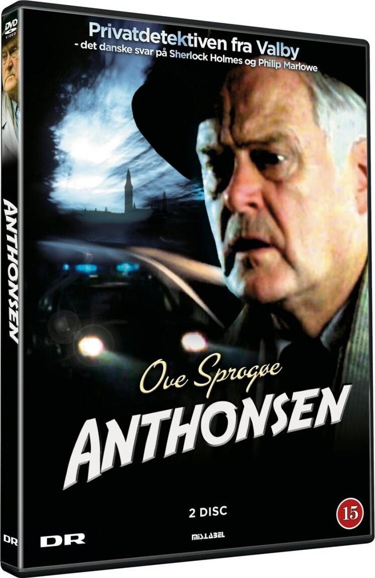 Image of   Anthonsen - Dr Tv Serie - DVD - Tv-serie