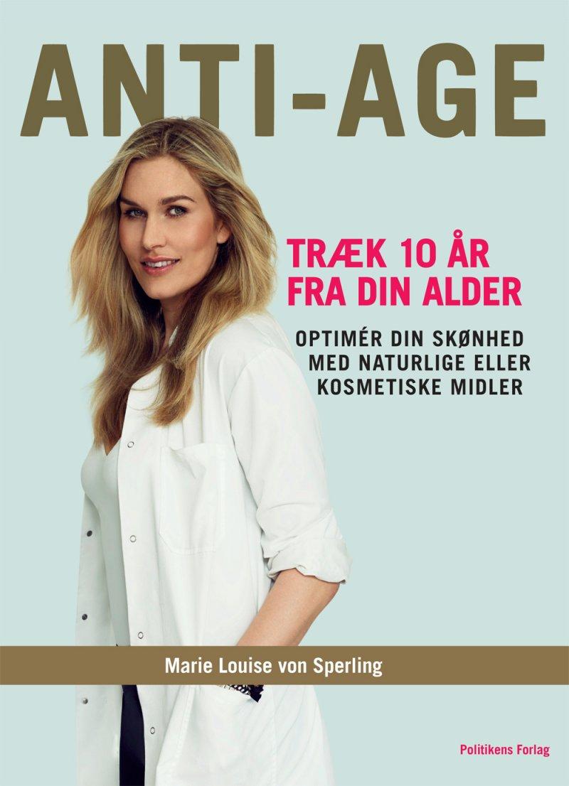 Billede af Anti-age - Marie Louise Von Sperling - Bog