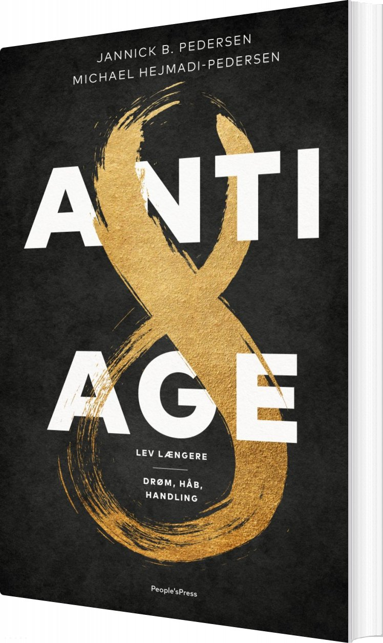 Image of   Anti-age - Michael Hejmadi-pedersen - Bog