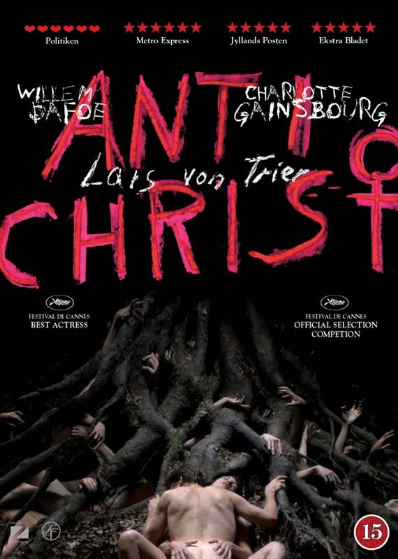 Image of   Antichrist - DVD - Film