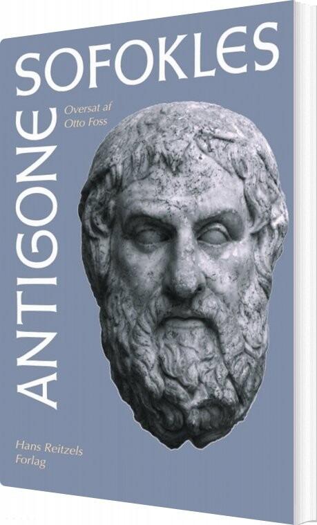 Image of   Antigone - Sofokles - Bog