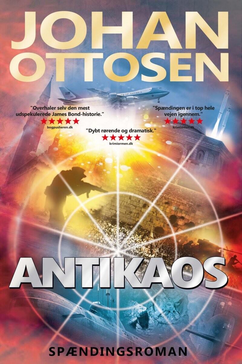 Image of   Antikaos - Johan Ottosen - Bog