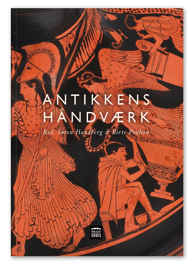 Antikkens Håndværk - Birte Poulsen - Bog
