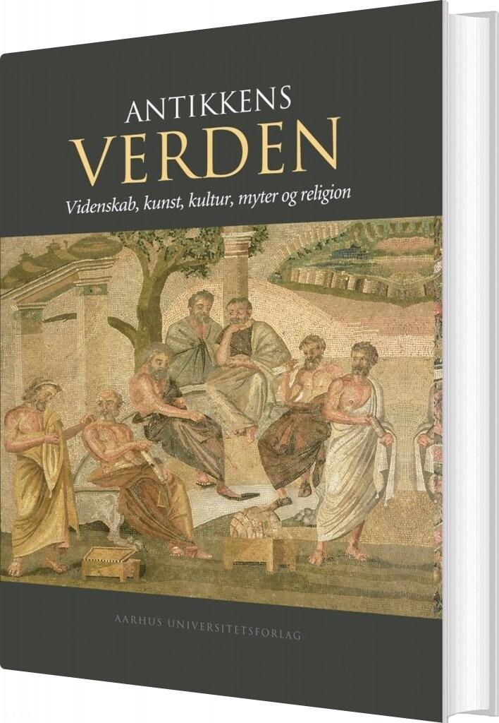 Image of   Antikkens Verden - Diverse - Bog