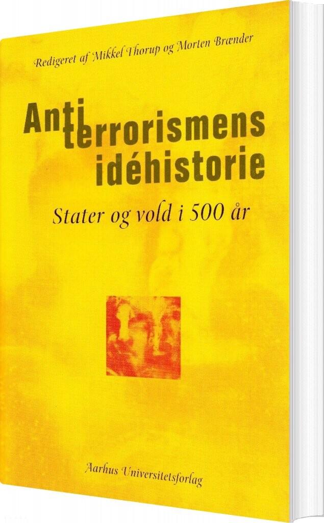 Billede af Antiterrorismens Idéhistorie - Bog