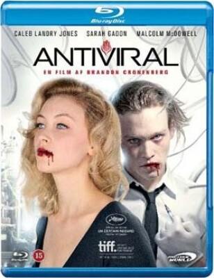 Image of   Antiviral - Blu-Ray