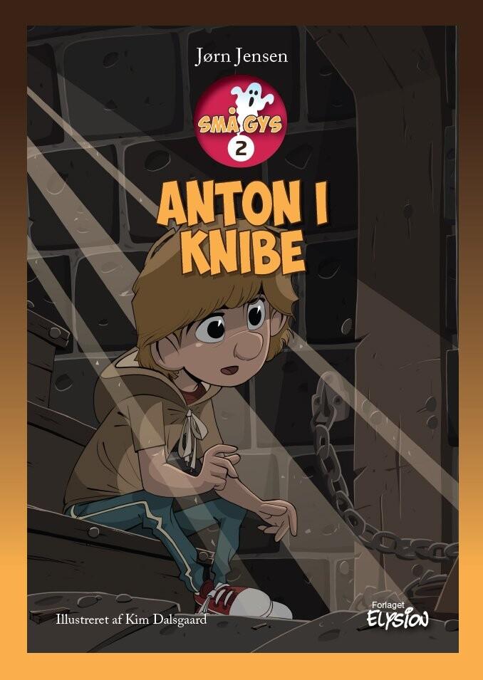 Anton I Knibe - Jørn Jensen - Bog