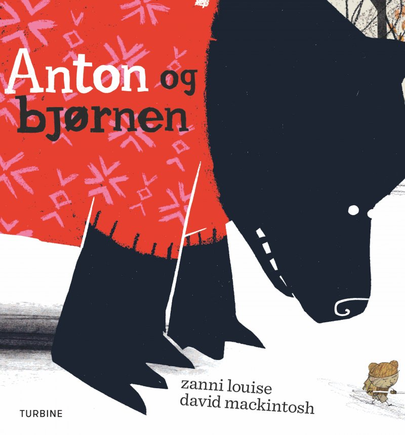 Image of   Anton Og Bjørnen - Zanni Louise - Bog