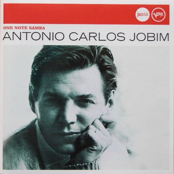 Image of   Antonio Carlos Jobim - One Note Samba - CD