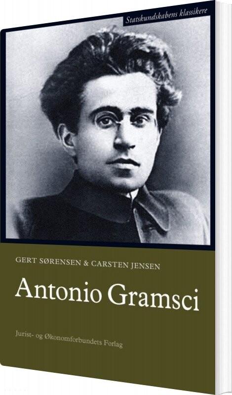 Image of   Antonio Gramsci - Carsten Jensen - Bog