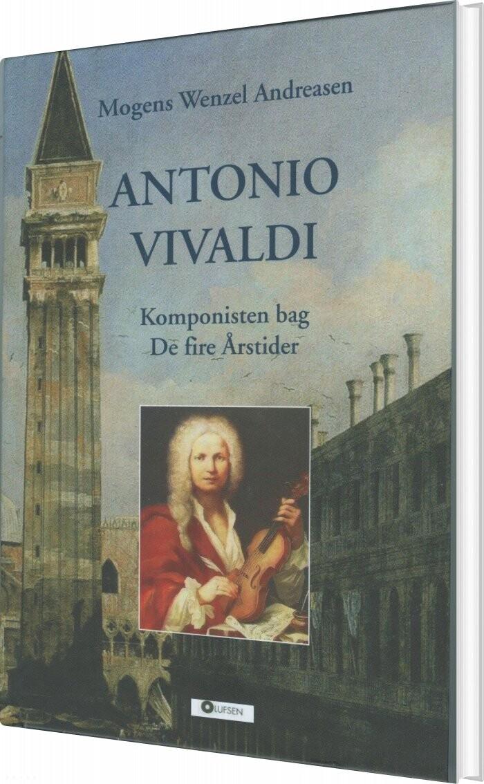 Image of   Antonio Vivaldi - Mogens Wenzel Andreasen - Bog