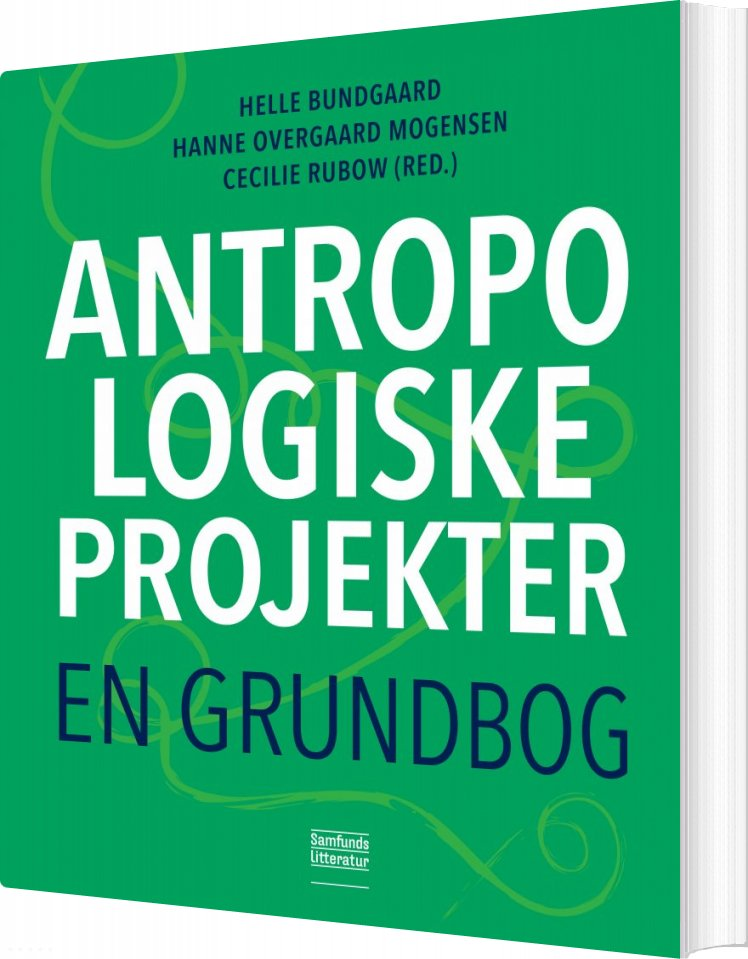 Billede af Antropologiske Projekter - Helle Bundgaard - Bog