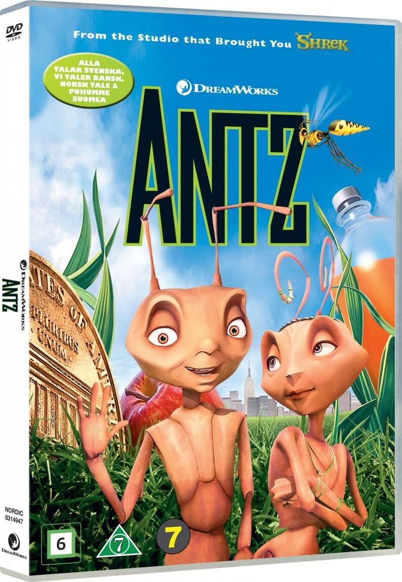 Image of   Antz - DVD - Film