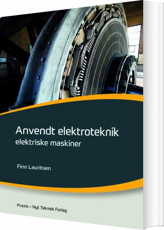 Billede af Anvendt Elektroteknik - Finn Lauritsen - Bog