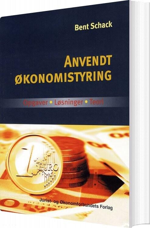 Image of   Anvendt økonomistyring - Schack Bent - Bog
