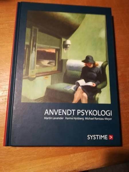 Anvendt Psykologi - Martin Levander - Bog