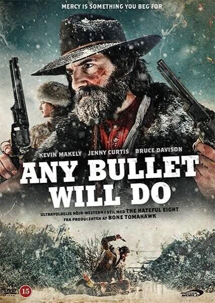 Image of   Any Bullet Will Do - DVD - Film