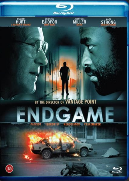 Image of   Apartheids Sidste Dage / Endgame - Blu-Ray
