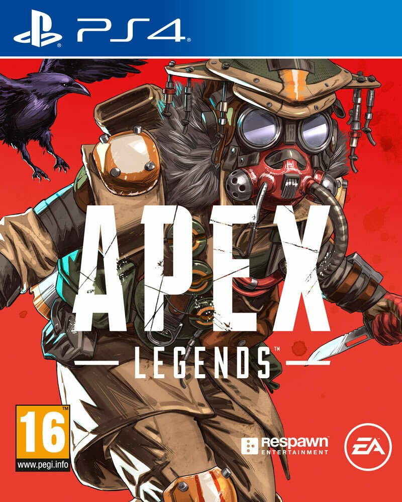 Image of   Apex Legends - Bloodhound - PS4