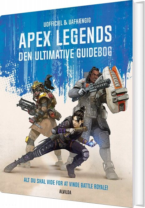 Image of   Apex Legends - Den Ultimative Guidebog - Alvilda - Bog