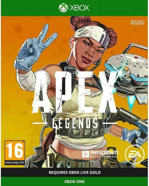 Image of   Apex Legends - Lifeline Edition - Xbox One