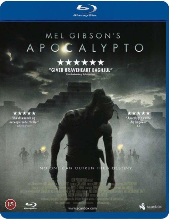 Image of   Apocalypto - Mel Gibson - Blu-Ray