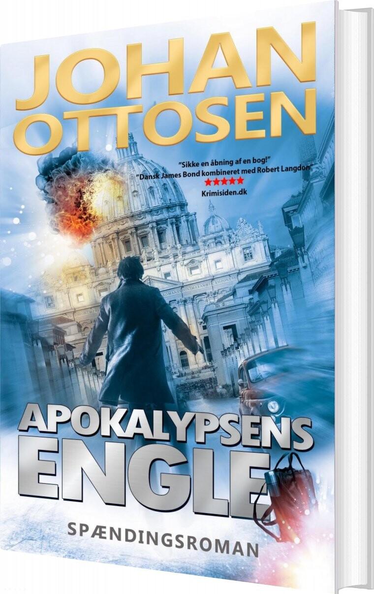 Image of   Apokalypsens Engle - Johan Ottosen - Bog