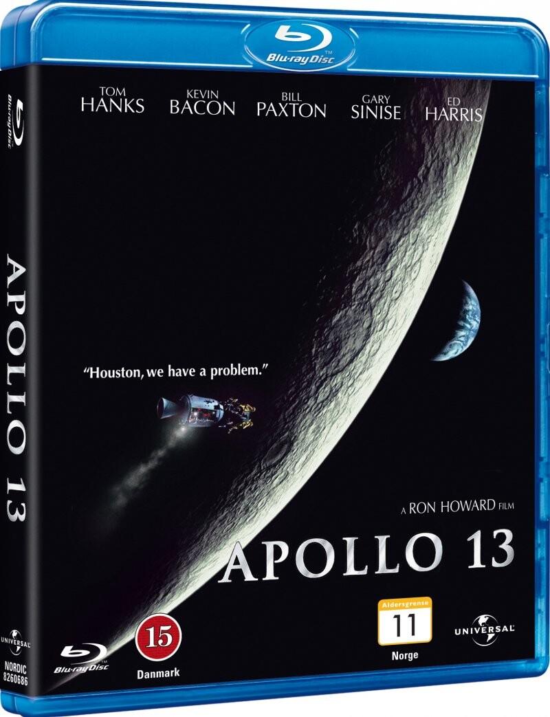 Image of   Apollo 13 - 20th Annivesary Edition - Blu-Ray