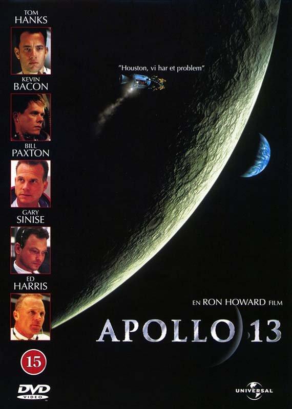Image of   Apollo 13 - Blu-Ray