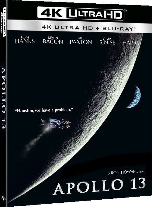 Image of   Apollo 13 - 4K Blu-Ray