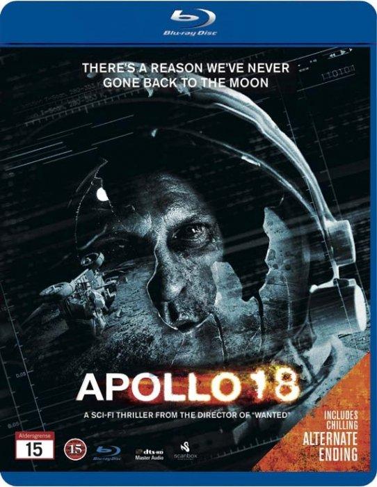 Image of   Apollo 18 - Blu-Ray