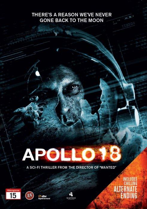 Image of   Apollo 18 - DVD - Film