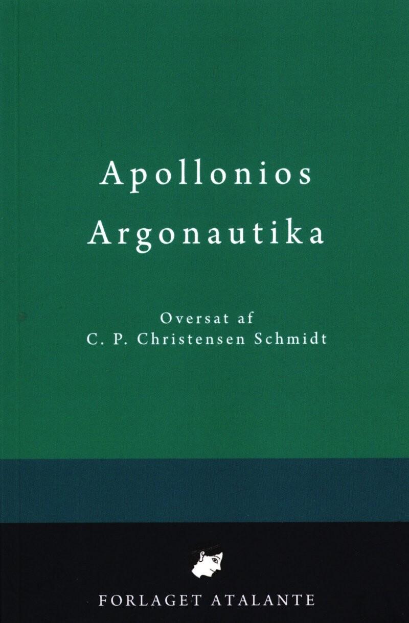 Image of   Apollonios Argonautika - Apollonois Rhodios - Bog