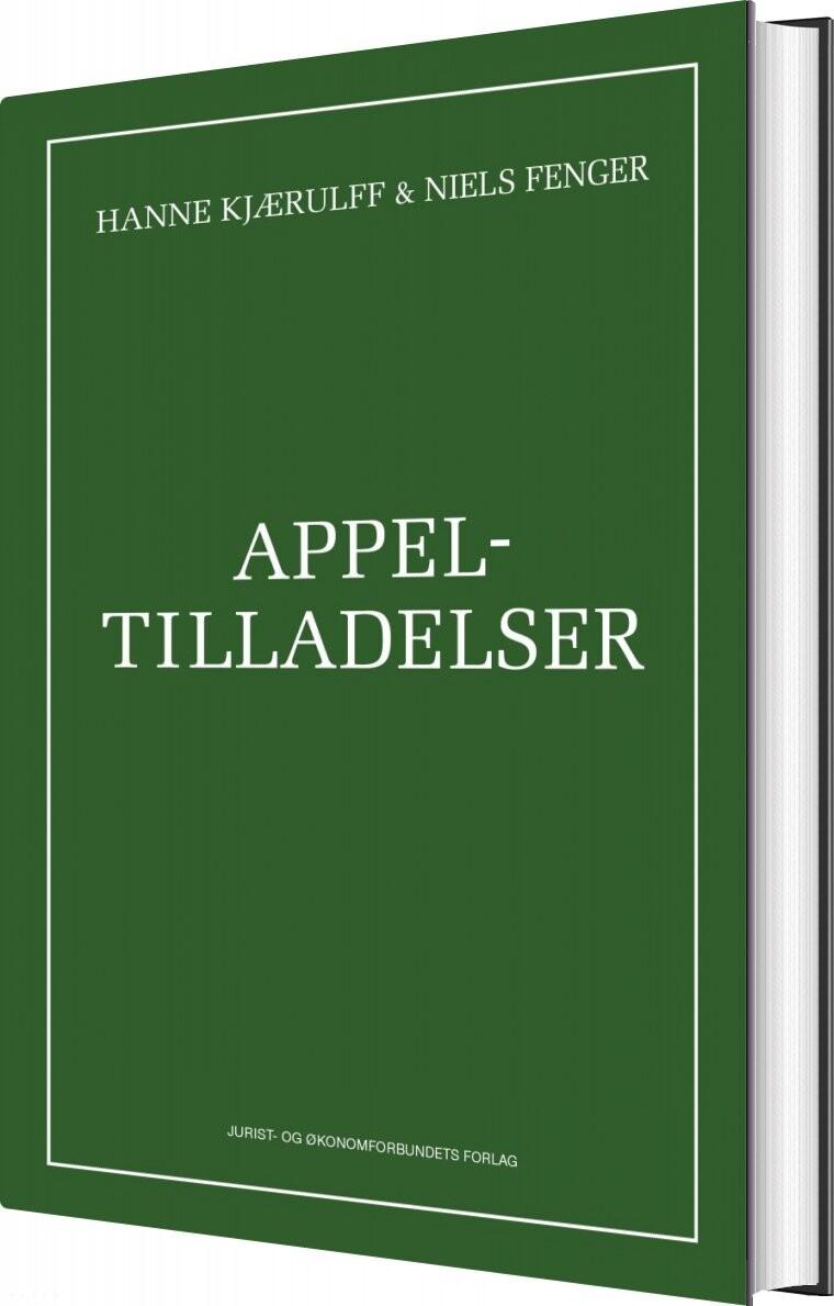Image of   Appeltilladelser - Niels Fenger - Bog