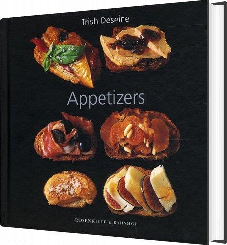 Image of   Appetizers - Trish Deseine - Bog