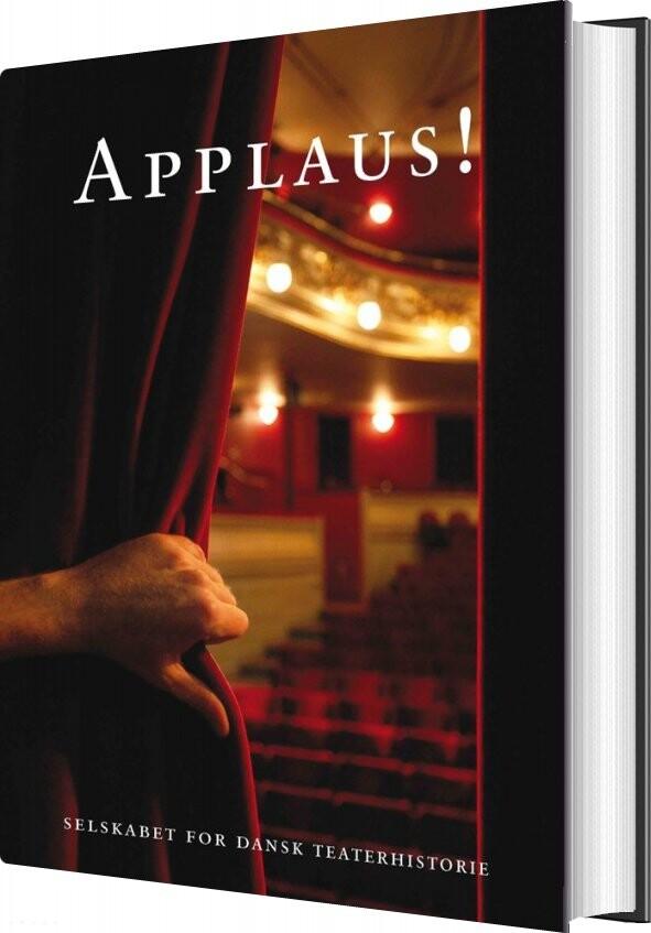 Image of   Applaus! - Per Lykke - Bog