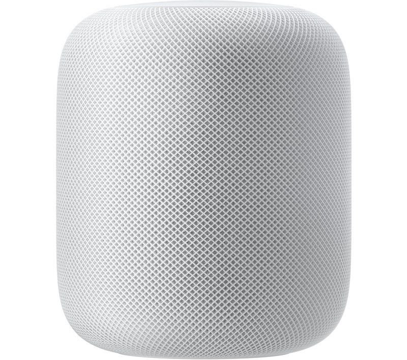 Image of   Apple Homepod - Smart Højtaler Med Siri Og Apple Music - Hvid