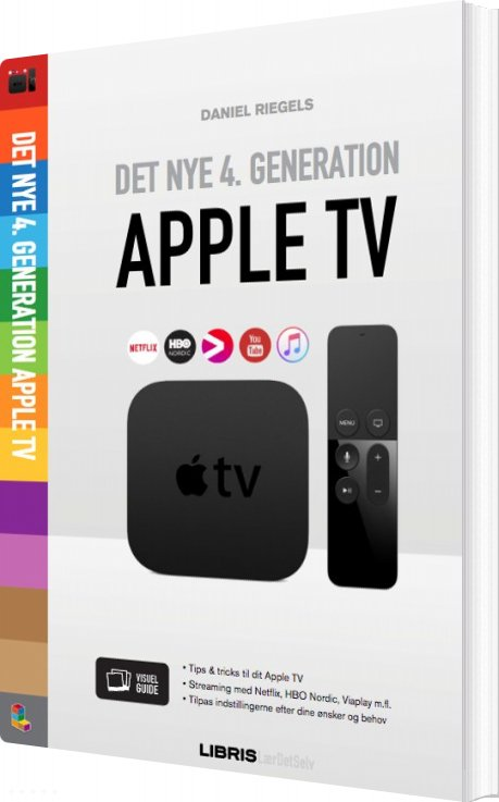Image of   Apple Tv - Daniel Riegels - Bog