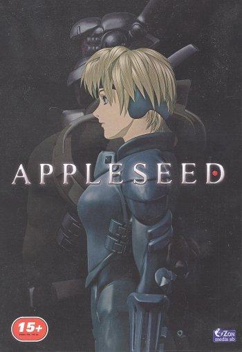 Billede af Appleseed - 2004 - DVD - Film