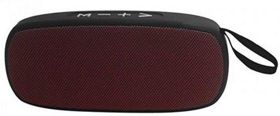 Image of   Approx! 02 - Trådløs Bluetooth Højtaler 6w 1200 Mah - Sort Rød
