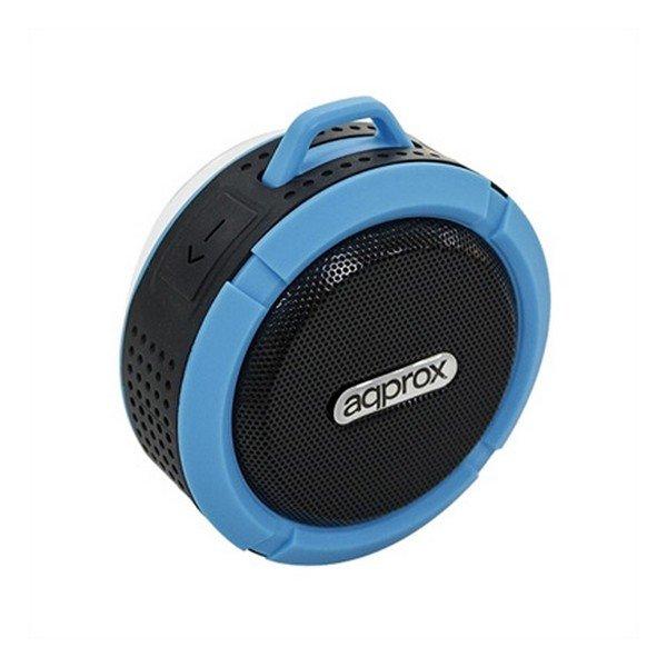 Image of   Approx! Trådløs Bluetooth Højttaler Appspwpb - Blå