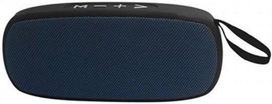 Image of   Approx! Trådløs Bluetooth Højttaler Med Fm Radio 6w 1200 Mah - Sort Blå