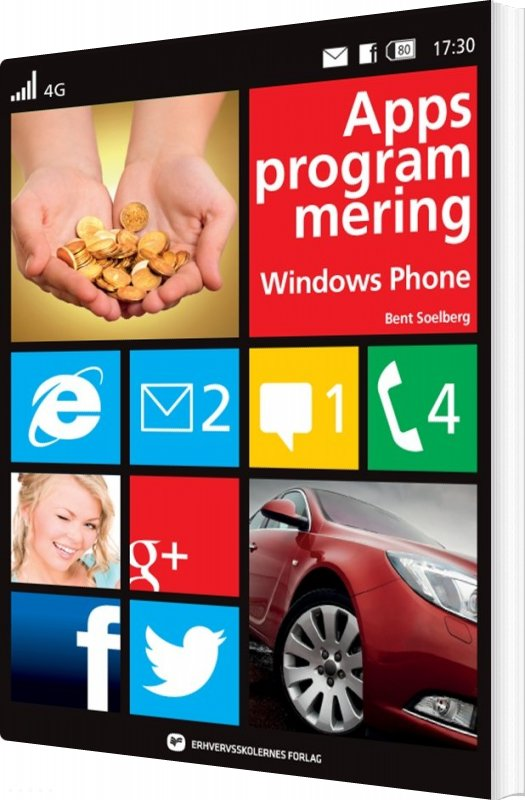 Image of   Apps Programmering - Bent Soelberg - Bog