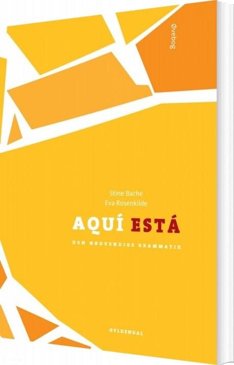 Image of   Aquí Está - Eva Rosenkilde - Bog